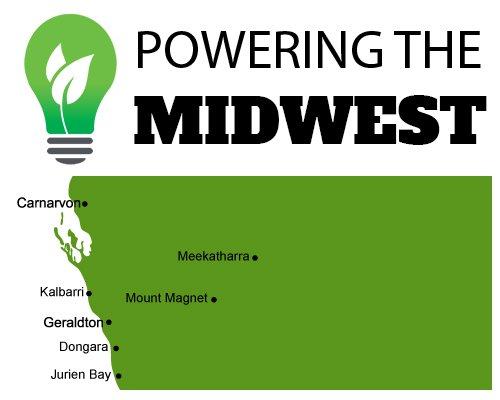 Midwest Western Australia Solar Power