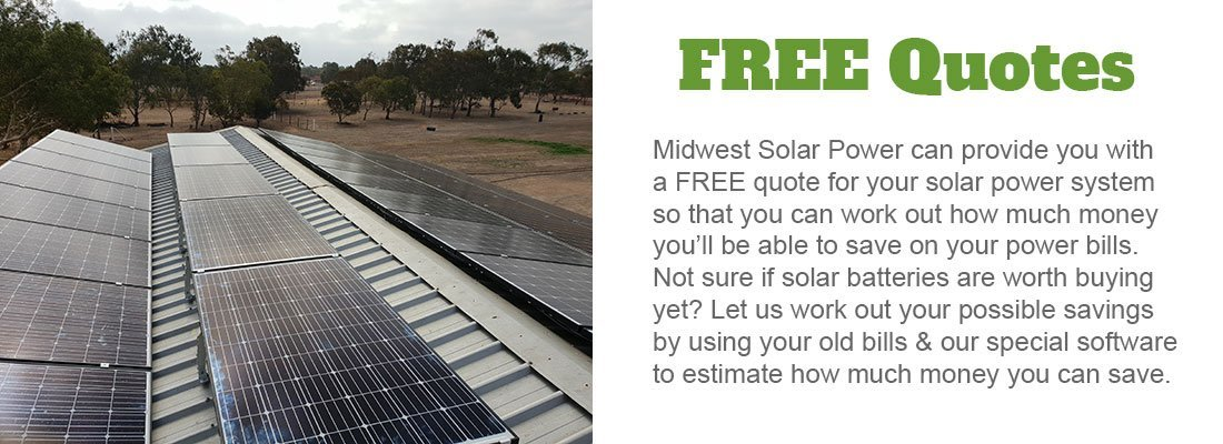Free Solar System Quotes
