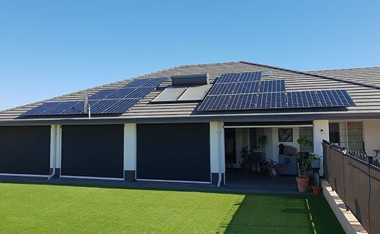 New Solar System Installation