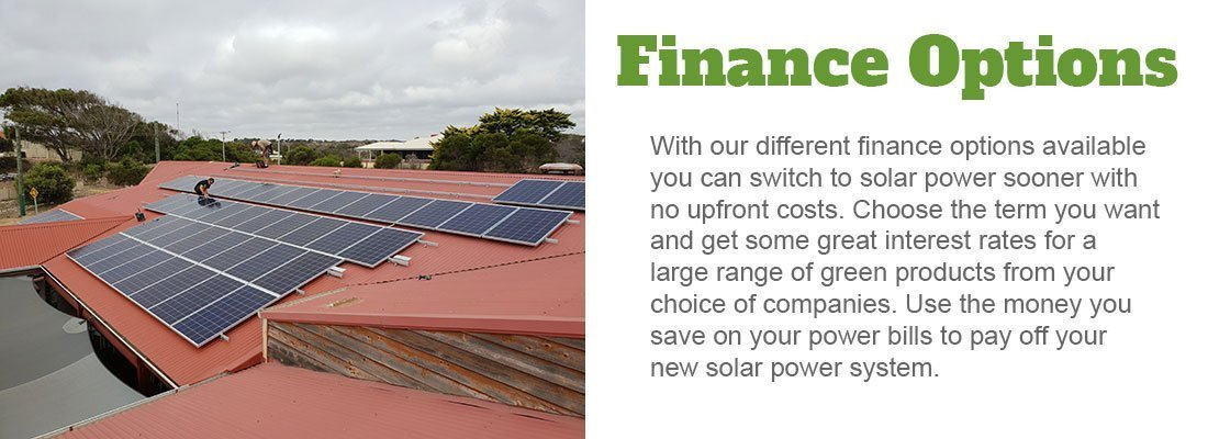 Solar Finance Options
